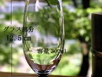 漆塗りビールグラス